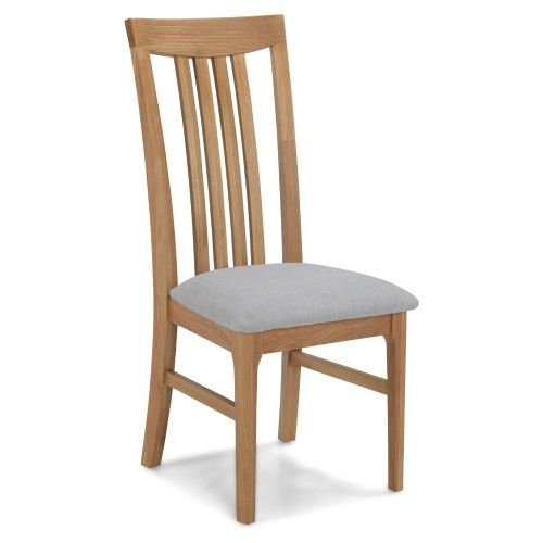 Stanton Oak Dining Chair (sold in pairs)